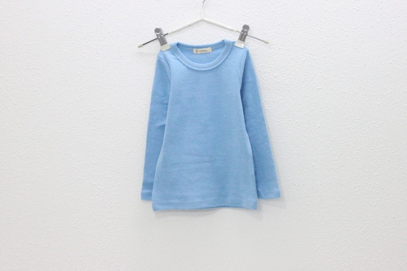 2-6Y 2016 New Children t shirts Child Boys Clothes Little Girl Clothing Girls Blouse Unisex Tops Cotton Long sleeve Tee Casual