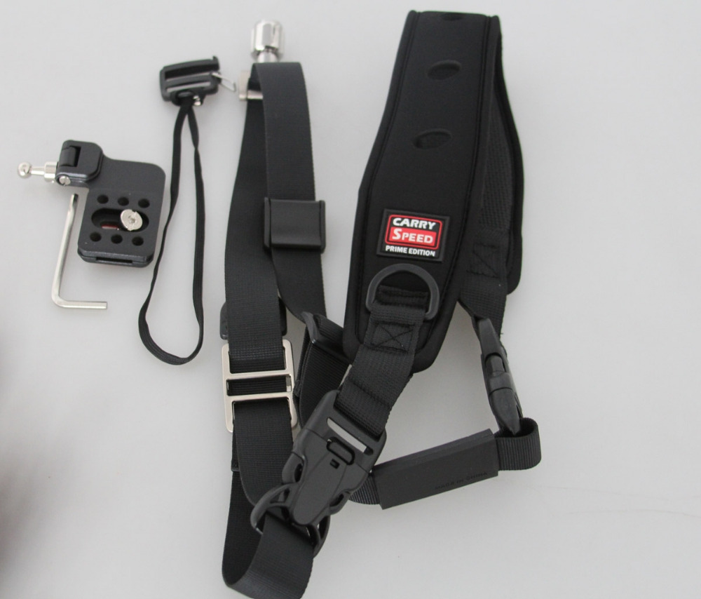 Free Shipping CARRY SPEED PRIME FS SLIM Camera Sling Shoulder Strap quick rapid  for DSLR photo video cameras<br><br>Aliexpress