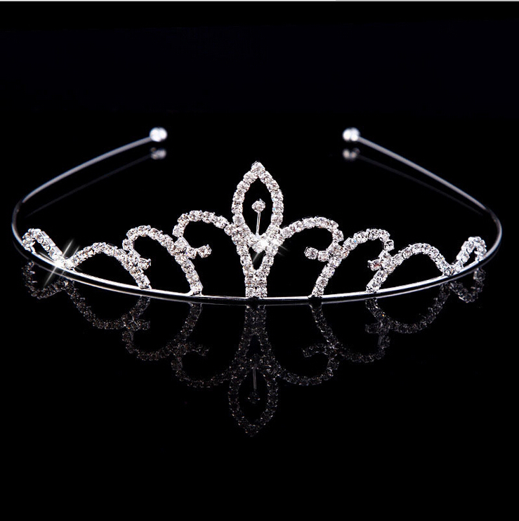 Jewelry of freeman as shown fashion headband with brilliant stone with wave type -free shipping(China (Mainland))
