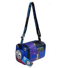 Free shipping Thomas locomotive Crossbody children travel bag Bucket Bag SB006(China (Mainland))