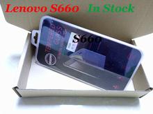 Luxury 9H 0.26mm For Lenovo S660 Tempered Glass Screen Protector Protective Film LenovoS660 For Lenovo S 660 Steel Films Stock