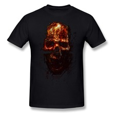 2015 Design Blind Scream men t shirts Exercise Men Short Sleeve Cotton 3D T Shirts Drop Shipping