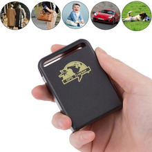 Mini GPS/GSM/GPRS Car Vehicle Tracker TK102B Realtime tracking device personal Track device for car people pets(China (Mainland))