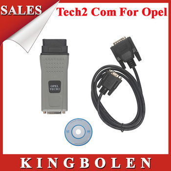 2015 Hot Sale High Quality OPEL TECH2 COM OBD2 Code Scanner Diagnostic Tool For OPEL TECH2 Free Shipping