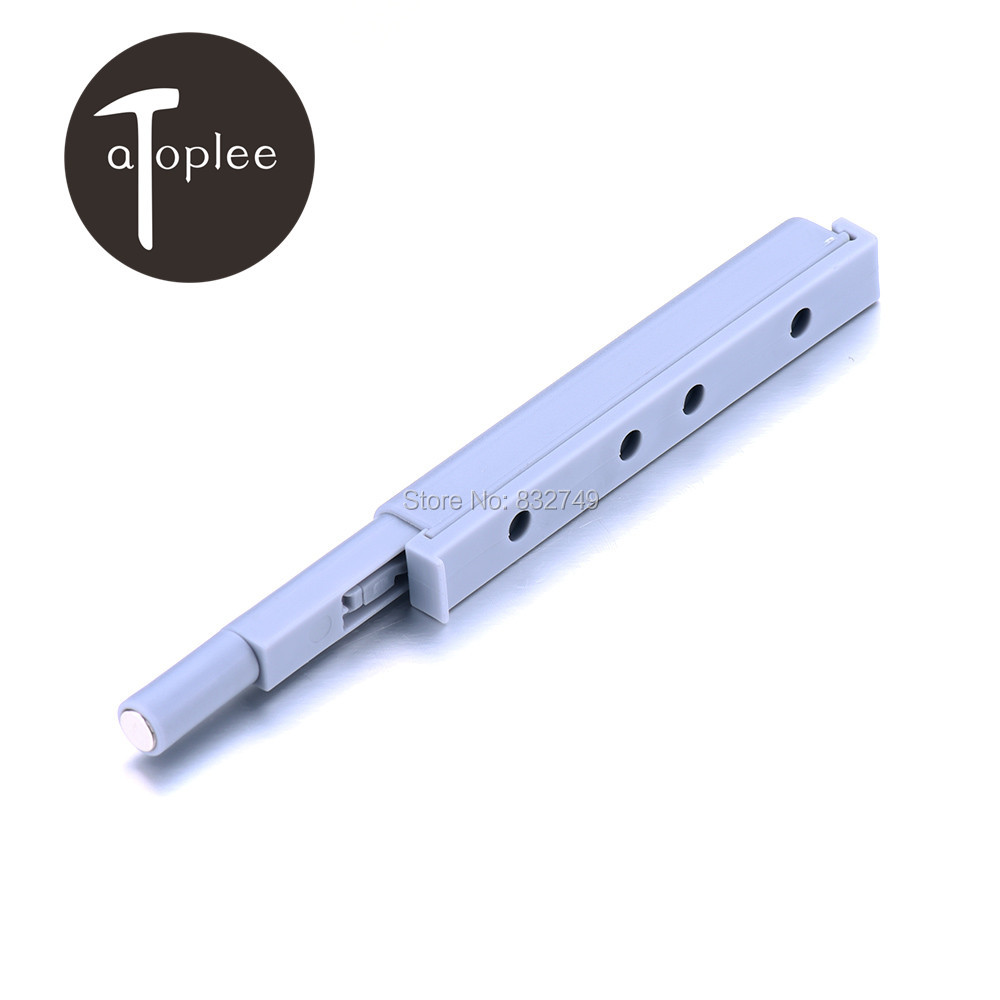 1 PCS Push To Open System Cabinet Damper Buffer For Cabinet Plastic Door Hinge Drawer With Magnetic Tip(China (Mainland))