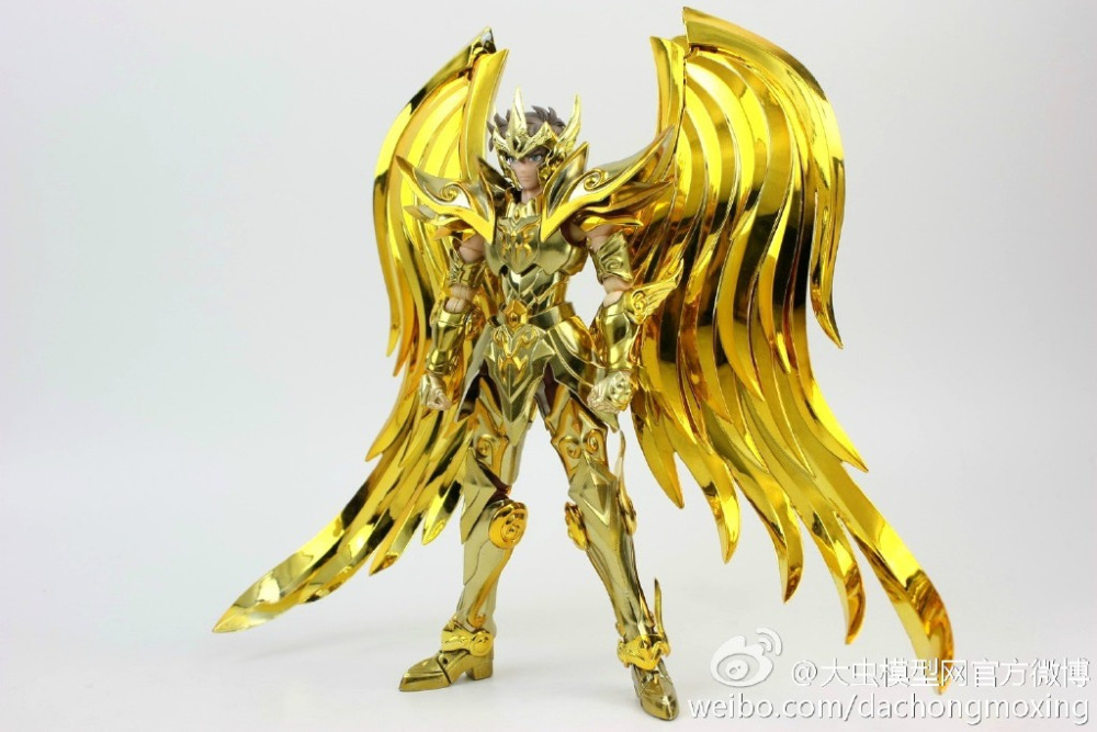 In-Stock Saint Seiya GT Great Toys model Cloth Myth EX soul gold God Soul SOG Sagittarius Airous Metal - Happy shopping Factory outlets store
