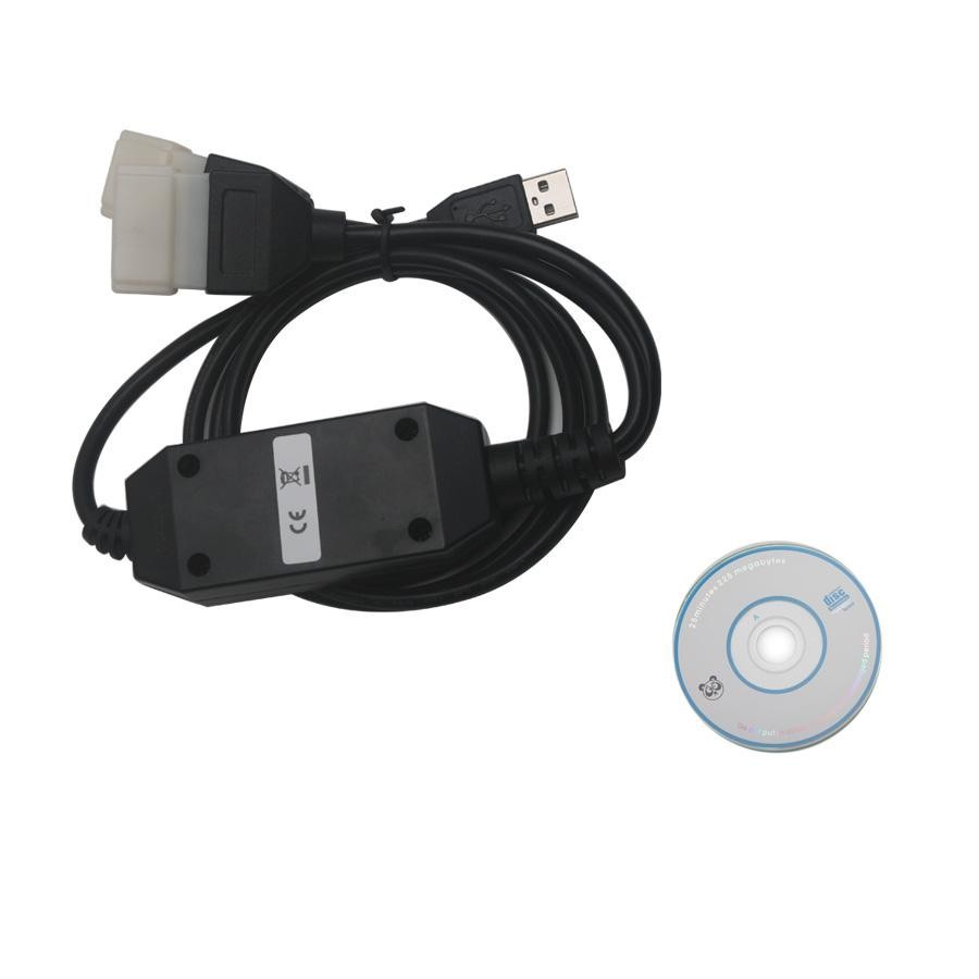 Dr.ZX Hitachi Excavator Diagnostic Tool V2011A Best discount Free Shipping(China (Mainland))