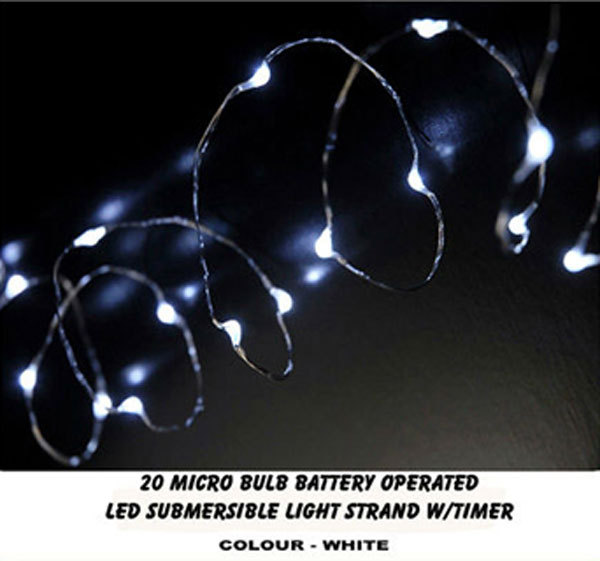 Novelty Home lighting 100 pieces/lot LED string light Copper wire Christmas Lights fairy wedding ...