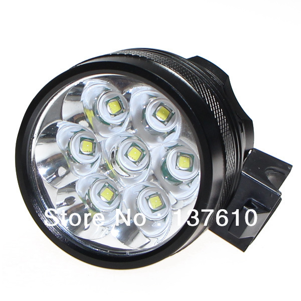 Brand NEW KD D70L2 7 x Cree XM-L2 U2 LED 3-Mode 7000 Lumens Bike Light Battery Pack Charger - Jack Electronics Co.,Ltd store