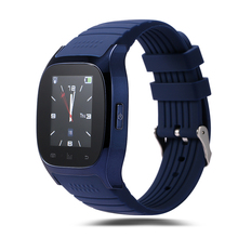 M26 Smartwatch Bluetooth Smart Watch Wristwatch With Alitmeter Music Player Pedometer For Apple IOS Huawei Xiaomi Android Phone