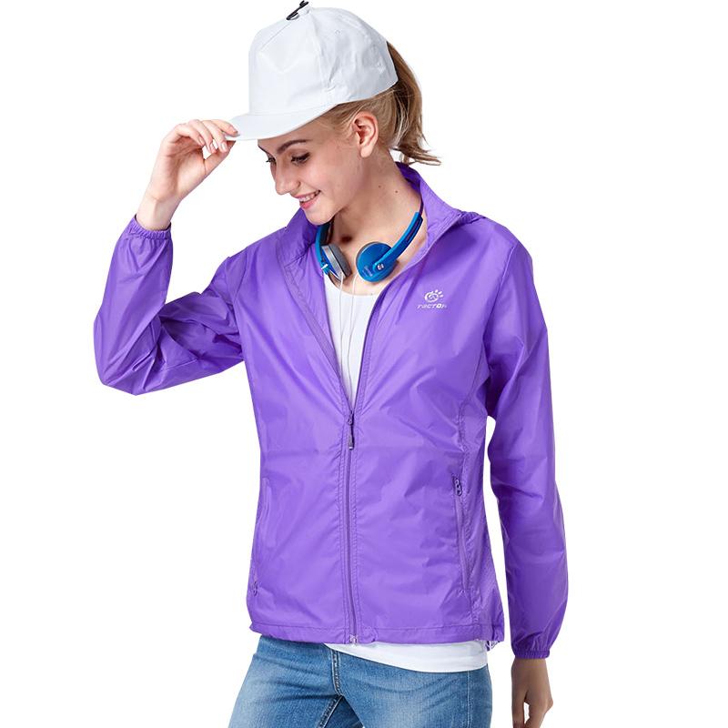 Free shipping  ultra-thin skin clothing wemen Waterproof  Sunscreen UPF40+ skin clothing  coolmax sun-protective jackets<br><br>Aliexpress