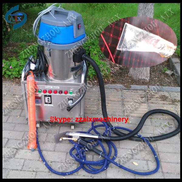 Steam and vacuum housekeeping steam cleaner(China (Mainland))