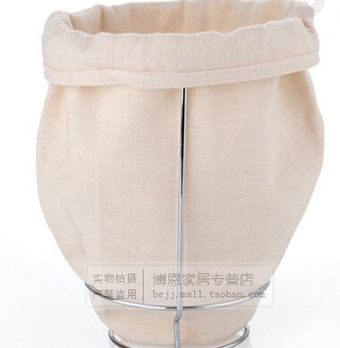 Drip tea/coffee bags iron frame Drip Filter  F-13
