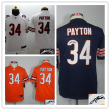 Signature youth Chicago Bears children 13 Kevin White 17 Alshon Jeffery 89 Mike Ditka 34 Walter Payton 22 Matt Forte(China (Mainland))
