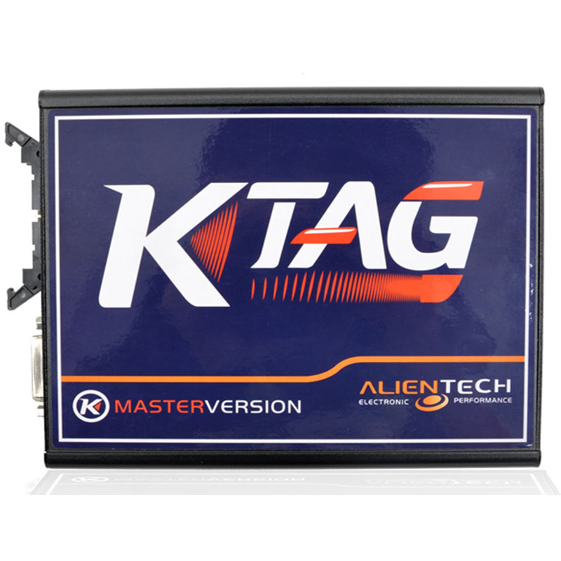 KTAG ECU Programming Tool V2.11 Firmware V6.070 master Version K-TAG ECU programmer No Tokens Limited 6 Languages(China (Mainland))