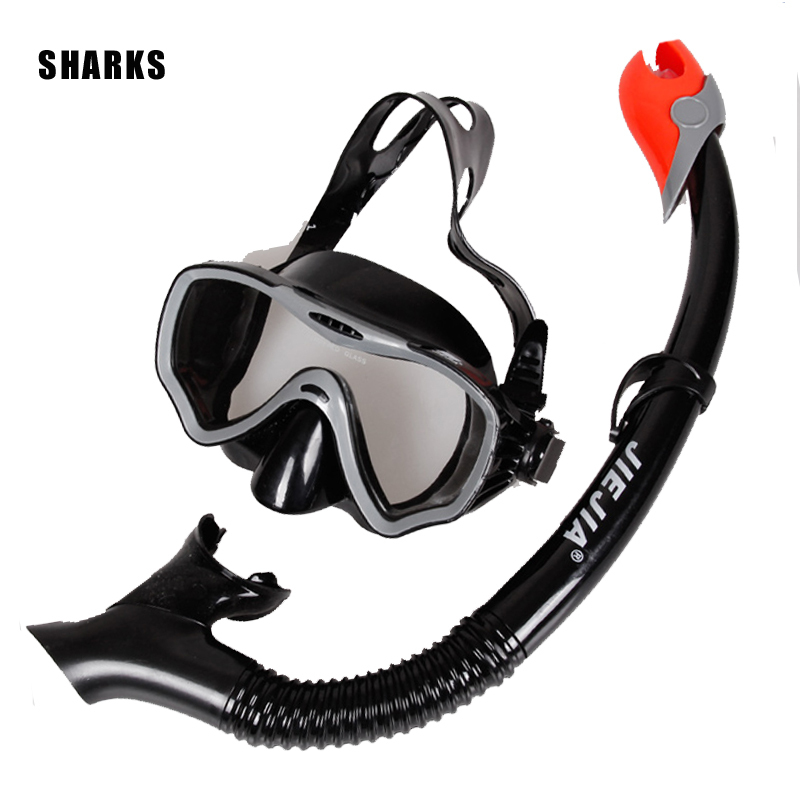 Professional 2IN1snorkel and mask Swimming Diving regulator Protective Goggle Breathing Tube Snorkeling goggles scuba mask Set(China (Mainland))