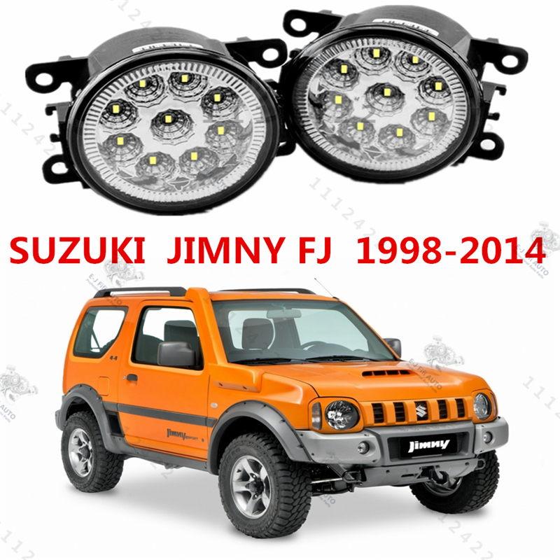 for SUZUKI JIMNY (FJ)1998 2015 for front bumper high brightness LED