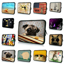 Buy Dogs 7 10 12 13 14 15 17.3 inch Laptop Sleeve Waterproof Notebook Pouch Bag Tablet Case Cover Dell HP ASUS Laptop for $6.84 in AliExpress store
