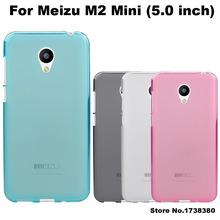 Meizu M2 Mini Case Cover Matte TPU Soft Back Cover Phone Case For Meizu M2 Mini
