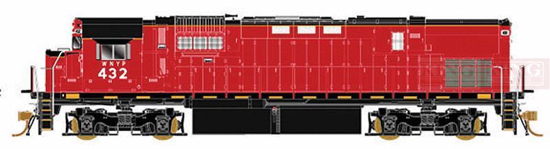 Здесь можно купить  [spot] BOWSER 23919 HO C430 WNY&amp train model; P digital audio IC #431 [spot] BOWSER 23919 HO C430 WNY&amp train model; P digital audio IC #431 Игрушки и Хобби