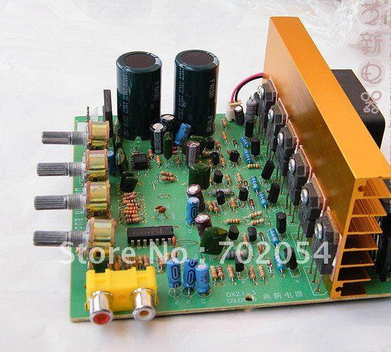 Rf Amplifier Electric Mx Tl