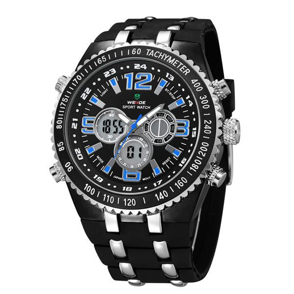 Digital Watches Men sport clock Hours relogio masculino 2014 Analog Quartz army led quartz Watch Fashion Casual brand Wristwatch<br><br>Aliexpress