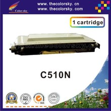 (CS-LC510) compatible toner cartridge Lexmark C510N C 510N 510 20K1400 - 20K1403 KCMY (10k/6k pages) dhl The Color Sky Technology Co., Ltd. store