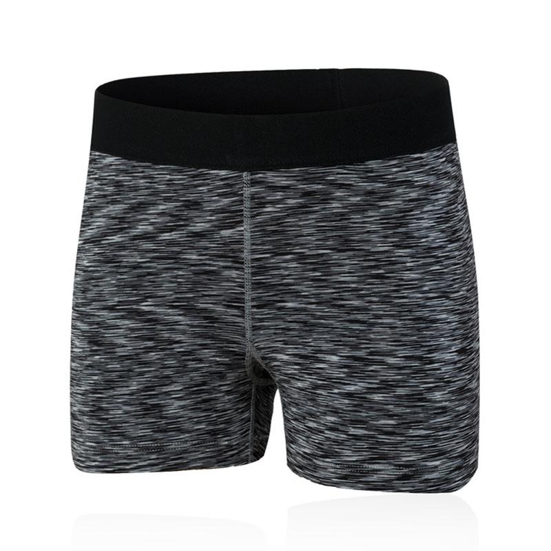 Skinny Mini Bodybuilding Quick Drying Feminino Fitness Board Booty Lulu Shorts Women High Elastic Waist Stretch Workout Shorts