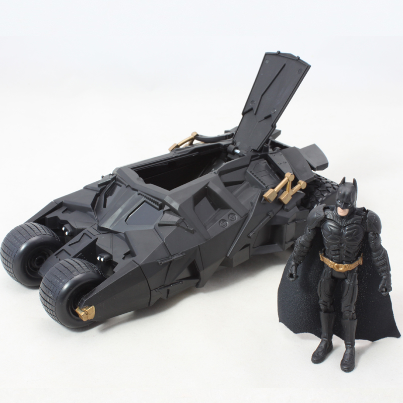 Movie Dark Knight Rises Bane & Batman Figures Doll & Chariot Batmobile Model Genuine Action Figure Set, No Retail Box(China (Mainland))