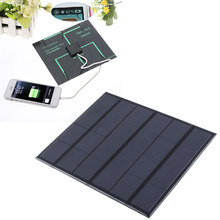 New best 6v 3.5w 580-600MA Solar Panel two sockets Battery Charger high efficiency MP4 PDA Tablet Free(China (Mainland))