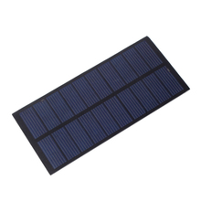 Solar Panel Module DIY 5V 300mA 1.5W for Cell Charger Toy #69408(China (Mainland))
