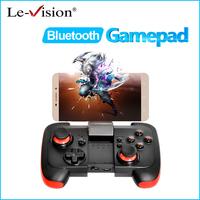 2016 Le-Vision 1pcs USB Wired Joypad Gamepad Black Controller Slim PC for Windows 7 Hot Worldwide Joystick