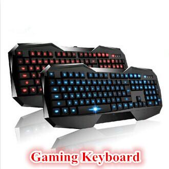 Phoenix Original Brand 105 keys USB Wired Multi Colour Backlight Professional Gaming Keyboard Key Board PC Computer Peripherals(China (Mainland))