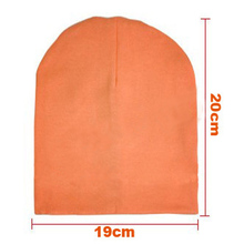 2015 baby hat Pure Cotton Turtleneck Knit caps for children NewBorn Soft Toddler Infant  All children's clothes and accessories(China (Mainland))