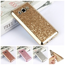 Buy Luxury Glitter Bling TPU Case Samsung Galaxy S4 S5 S6 S7 Edge S8 A3 A5 A7 J1 J3 J5 J7 2016 2015 2017 Grand Prime Phone Cover for $1.99 in AliExpress store
