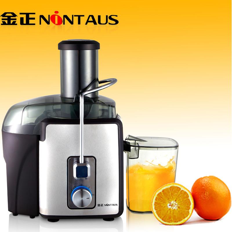 Jinzheng jzm-2403 stainless steel juicer electric multifunctional juice machine fruit machine baby