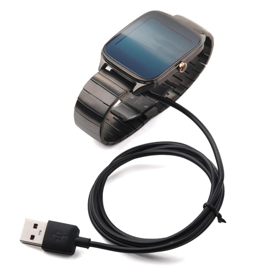 Good Sale For <font><b>ASUS</b></font> ZenWatch 2 <font><b>Smart</b></font> <font><b>Watch</b></font> USB Magnetic Faster Charging Cable Charger Jul 21