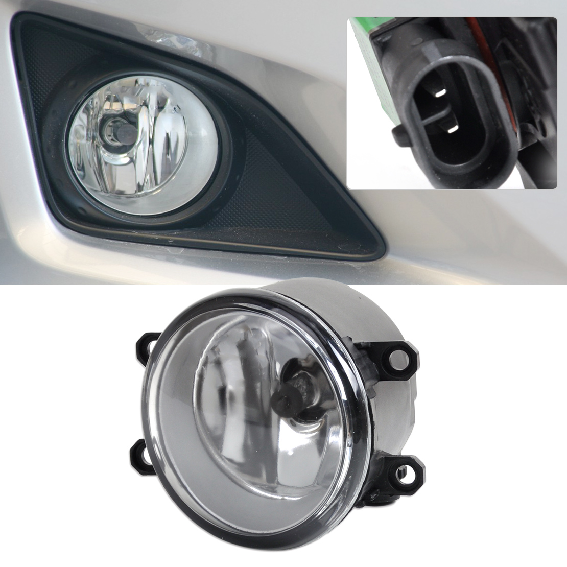 DWCX 81210-0D040 Fog light Lamp Right Side for Toyota Camry Corolla Yaris for Lexus GS350 GS450h LX570 HS250h IS-F LX570 RX450h(China (Mainland))