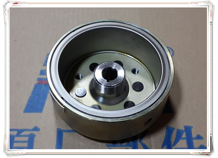 Motorcycle Magnetic Rotor GN250 Rotor The characteristics and power of 12V three-phase 18 pole 200 Watt