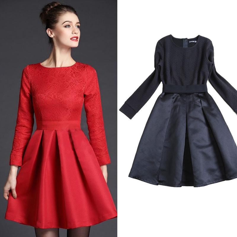 Red-Womens-Dresses-Day-Dress-Long-Sleeve-Dress-Woman-Winter-2015-Wear-font-b-Smart-b.jpg
