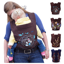 High Quality 4 Designs Baby Carrier / MiniZone Fashion Pattern Design Baby Sling /  Ergonomic Baby Carrier For 0-3 Years Infant(China (Mainland))