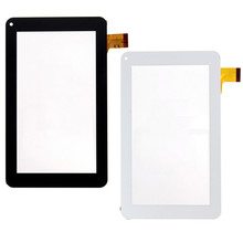 Hot sales 7 Inch Replacement Touch Screen Digitizer Glass Panel Accessory For Tablet PC(China (Mainland))