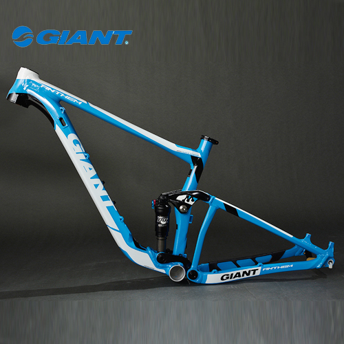 "2014 GIANT New Arrival Fashion Apperance Anthem 27.5-FR MTB Bike Frame Size 27.5""*16""(S) Blue White Black(China (Mainland))"