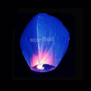 5 SKY FIRE CHINESE LANTERN WEDDING PARTY SAMEDAY SHIP