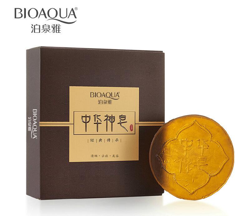 China Magic Soap Facial Cleansers Acne Treatment Skin Care Bath And Body Works Handmade Soap Face Care Sabonete Shampoo Jabones(China (Mainland))