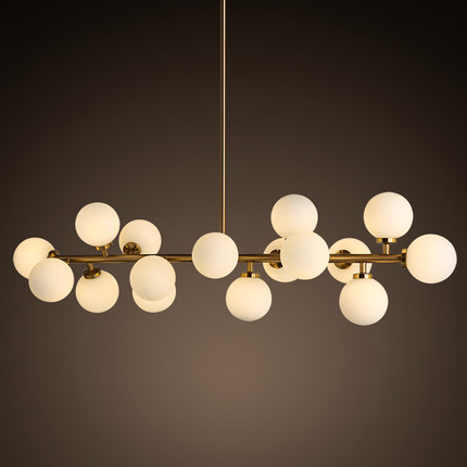 Acheter creative or salle manger lustre for Lustre 3 suspensions