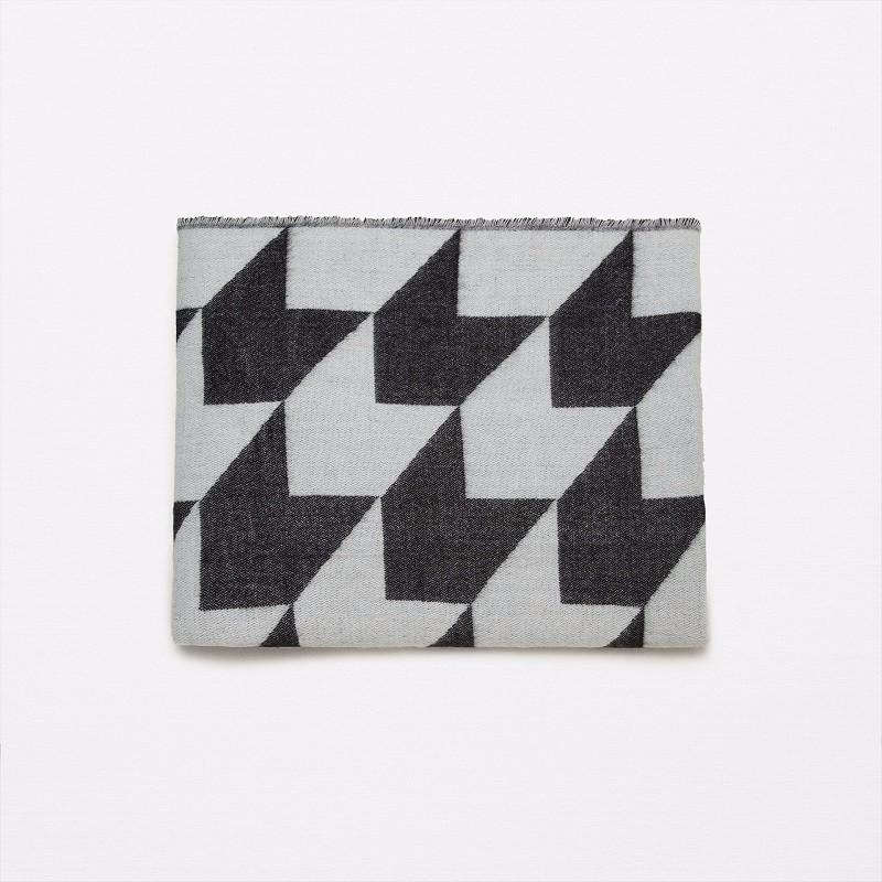 Pashmina Double Color  2016 Winter Cashmere Scarf Women Classic Geometric Unisex Soft Long Oversized Blanket Scarves Wrap Shawls