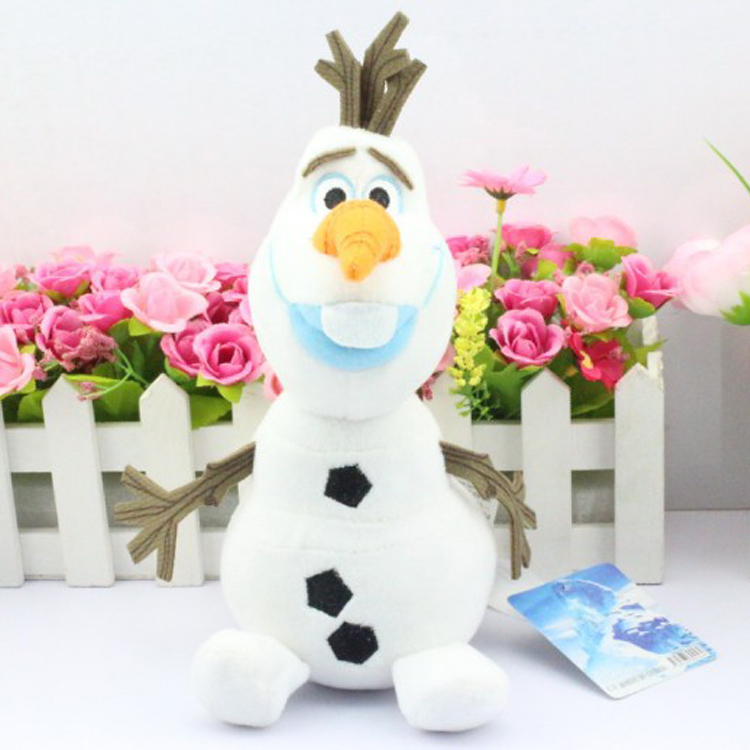 Гаджет  Olaf Plush Kids Toys Kawaii 20cm Snowman Cartoon Plush Toys Doll Soft Stuffed Toys Brinquedos Juguetes Gift for Girl Baby None Игрушки и Хобби