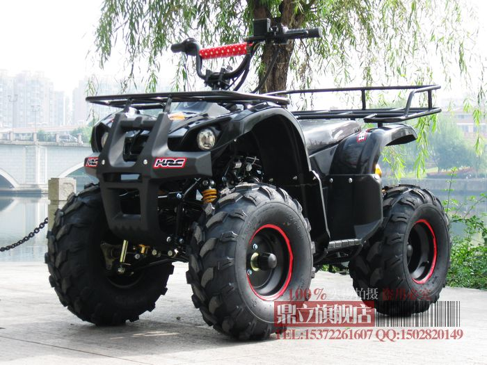 Small 4x4 Atv 125cc Small Bull Atv Mountain