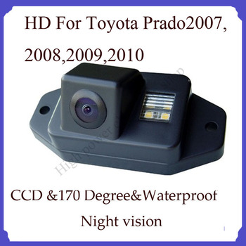 parking backup camera for Toyota Land Cruiser 120 Series Toyota Prado 2700 4000 parking camera HD Car rear view camera